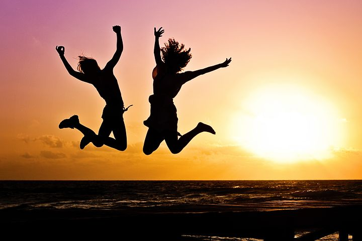 How happy are you? 7 ways to be(come) happy you can start right now!!!